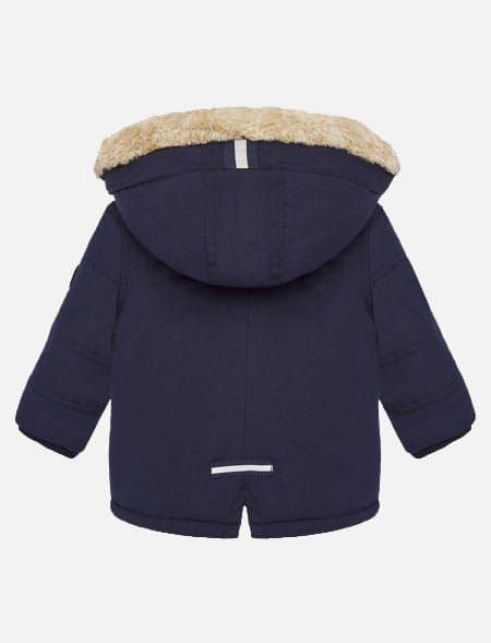 PARKA HOODED BABY BOY...