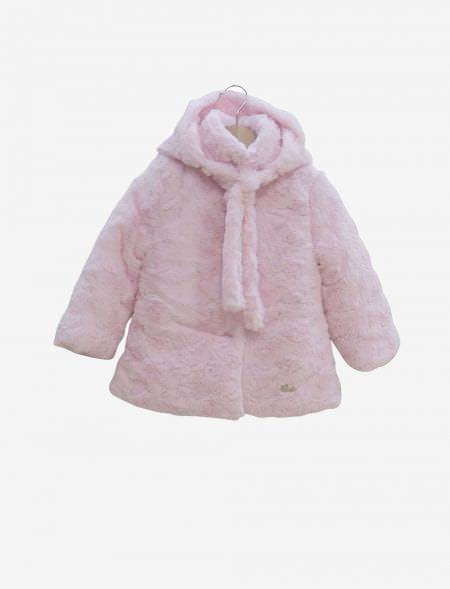 BABY COAT WITH DETACHABLE...