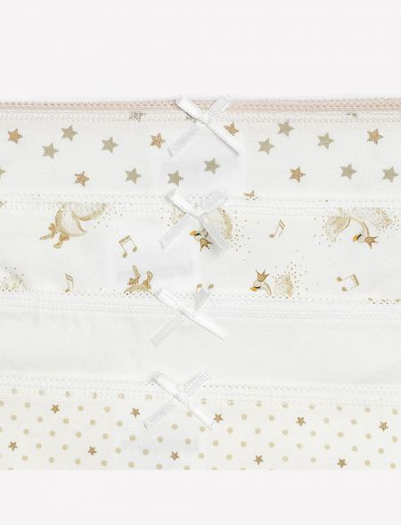 PRINTED BLOOMERS 4PCS GIRL...