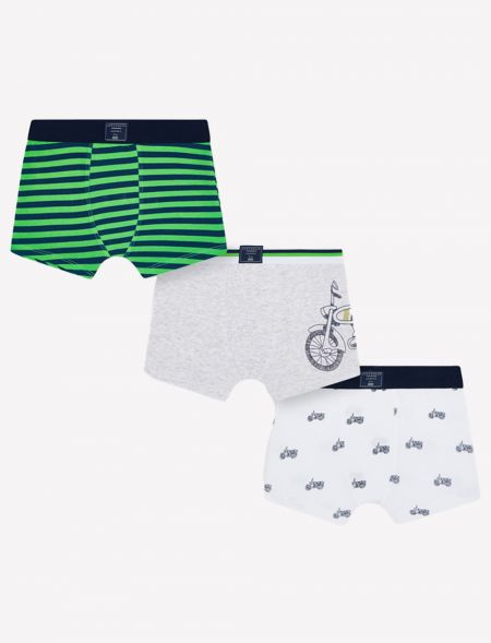 SET OF 3 BOXERS MAYORAL