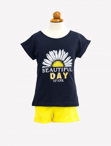 """SET BERMUDA 2PCS """"BEAUTIFUL..."""