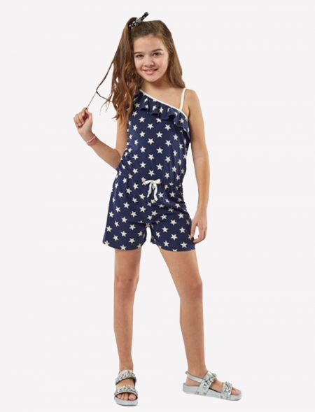 JUMPSUIT SHORT WITH STARS...