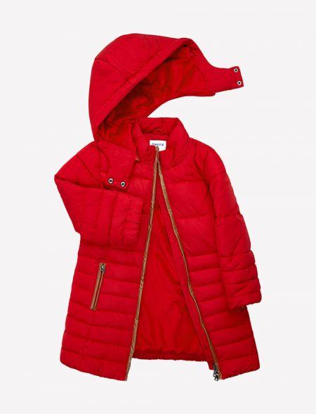 Faux leather jacket MAYORAL