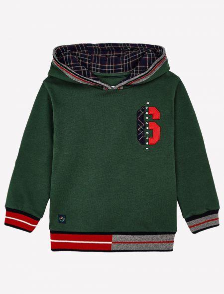 Contrasts sweatshirt for...