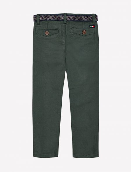 Structured trousers for boy...