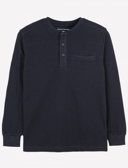 Long sleeved t-shirt with...