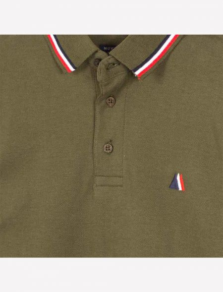Long sleeved semi-basic...