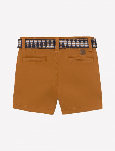 Shorts with belt for baby...