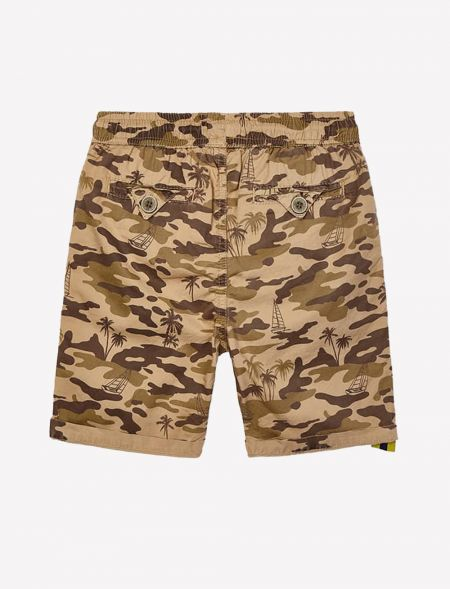 Print shorts for boy MAYORAL