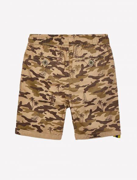 Print shorts for boy MAYORAL
