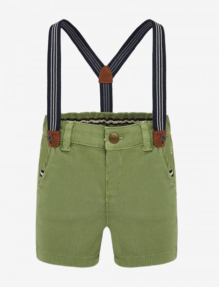 BABY BERMUDA PANTS WITH...