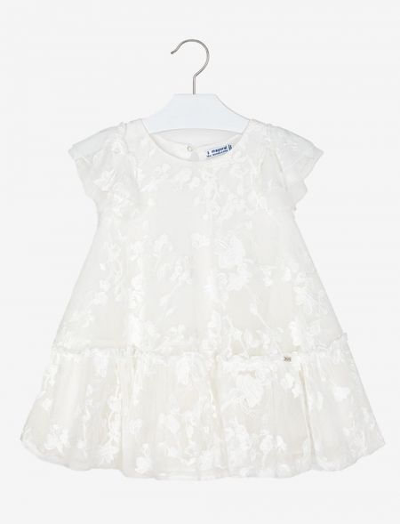 DRESS TULLE MAYORAL