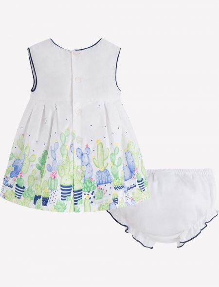 BABY BORDER DRESS WITH...