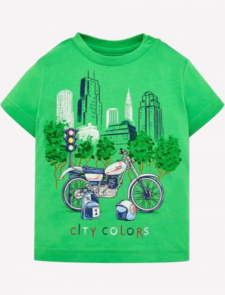 "BABY TSHIRT ""CITY COLORS""..."