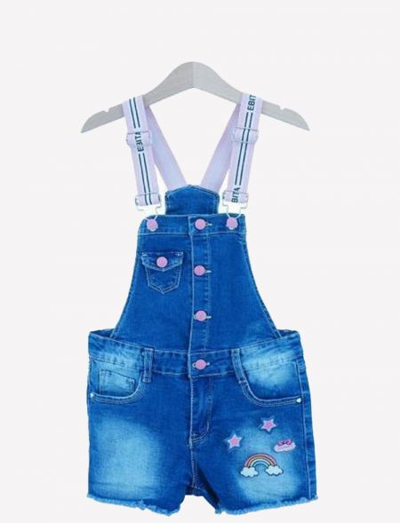 OVERALLS WITH BUTTONS EBITA