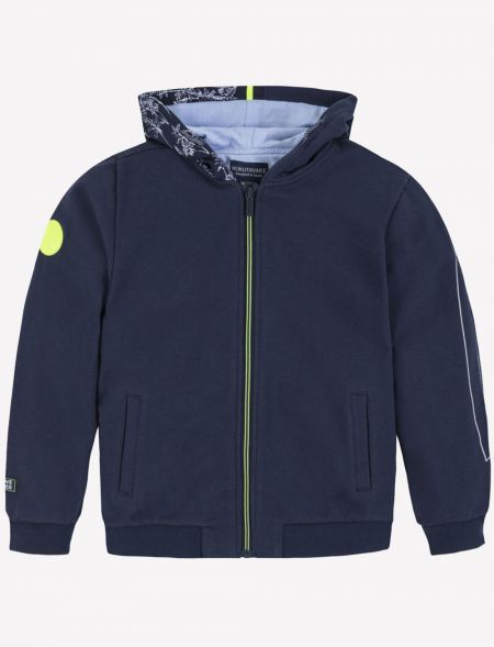SPRING HOODED JACKET MAYORAL