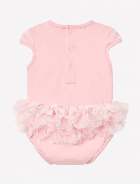 BABY BODYSUIT WITH HAIRBAND...