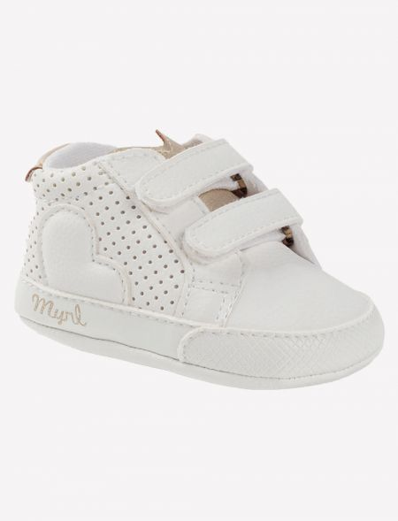 Velcro sporty trainers for...