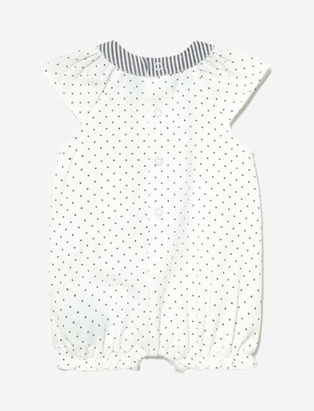 Knit pyjamas for newborn...