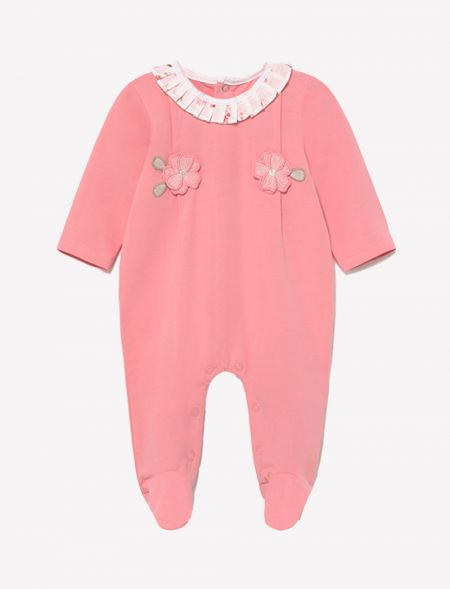 Flower knit pyjama for...