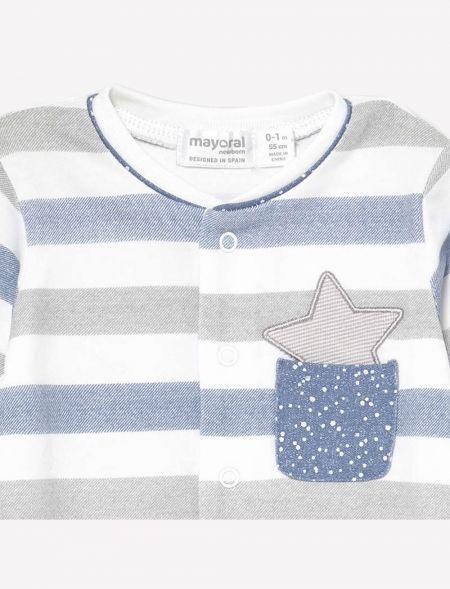Set of 2 knitted pyjamas...
