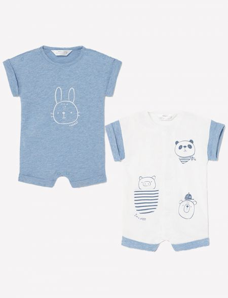 Set of 2 onesies for...