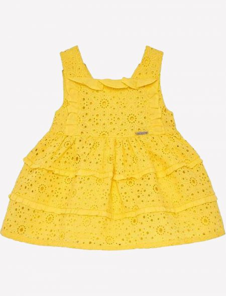 BABY DRESS PERFORATED...