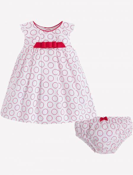 BABY DRESS SET 2PCS GIRL...