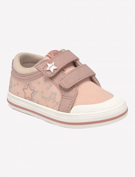 Star trainers for baby girl...
