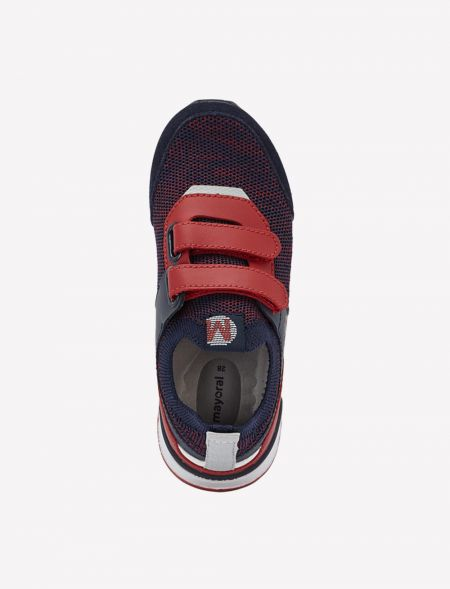 Tricot trainers for boy...