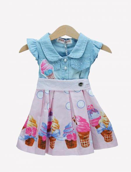 BABY DRESS CUPCAKES EBITA