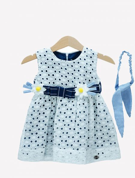 BABY DRESS DAISIES WITH...