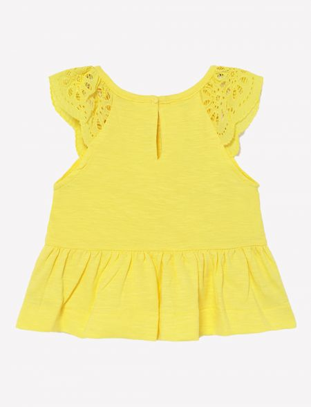 BABY TSHIRT PERFORATED...