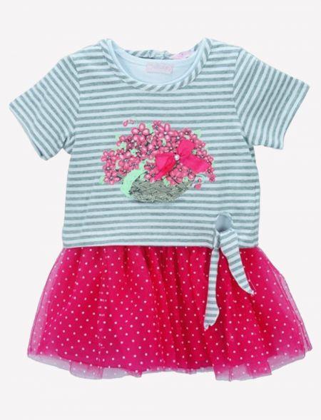 BABY SET 2PCS DRESS AND...