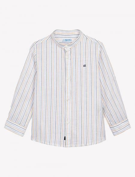 LAWN SHIRT LONG WITH...