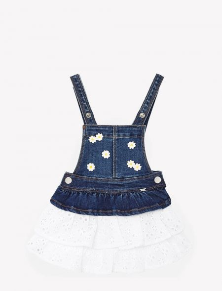 OVERALLS SKIRT COMBINED...