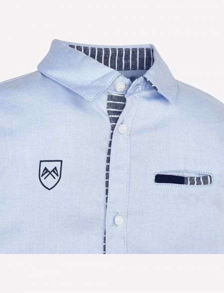 SHIRT FORMAL WITH PATCHES...
