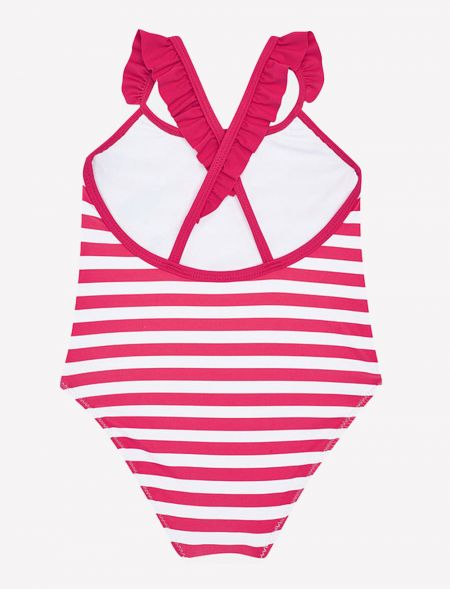 SWIMSUIT WITH STRIPES...