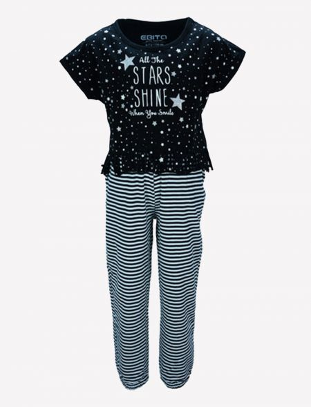 SET 2PCS OVERALLS WITH...