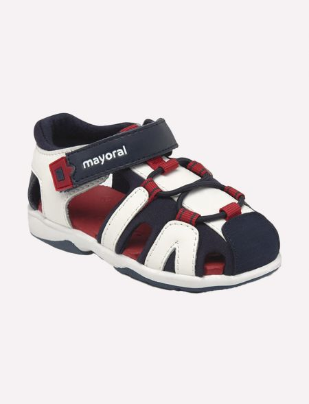 Sporty sandals for baby boy...