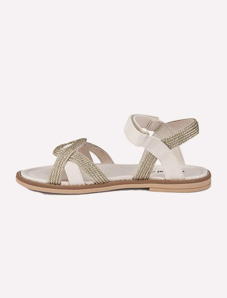 Woven sandals for girl MAYORAL