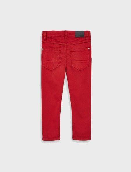 LONG BASIC PANTS SLIM FIT...