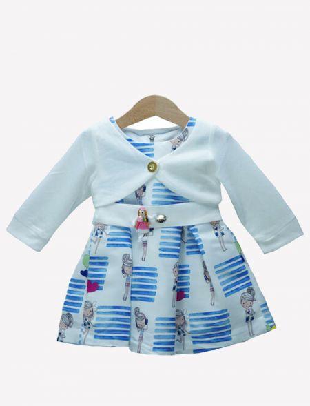 BABY SPRING SET 2PCS DRESS...