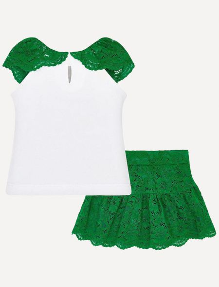 SET WITH SKIRT MAYORAL