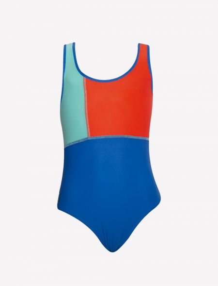 SWIMSUIT TRICHROME WITH...