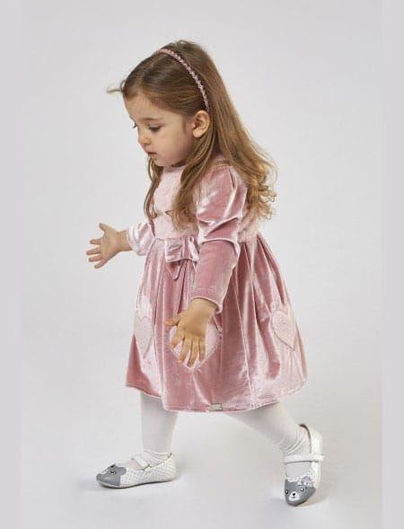 BABY DRESS EBITA 199521 PINK